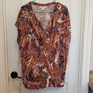 Women's plus size Liz Claiborne top